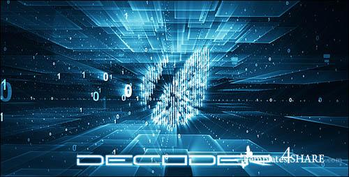 Decoder - Projects for After Effects (VideoHive)