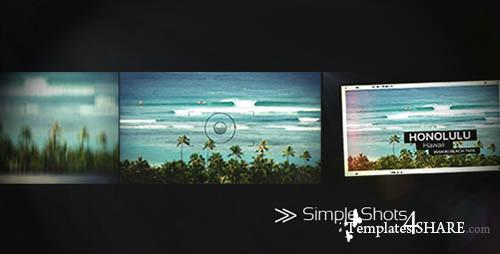 Simple Shots - Projects for After Effects (VideoHive)