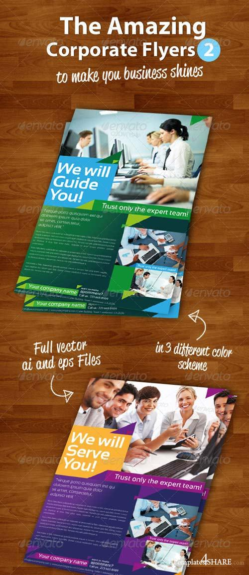 GraphicRiver The Corporate Flyers 2