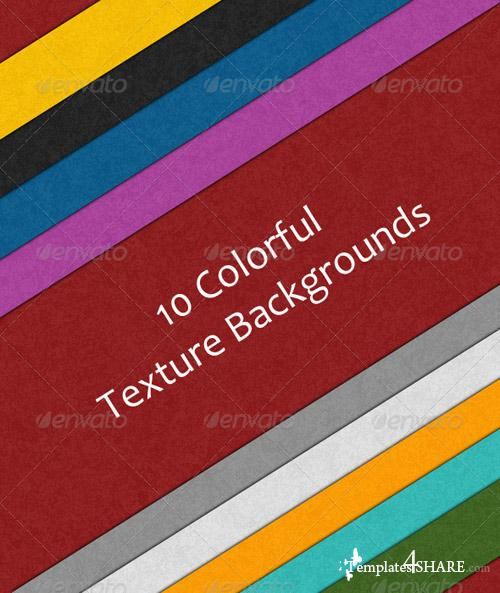 GraphicRiver 10 HQ Texture Backgrounds