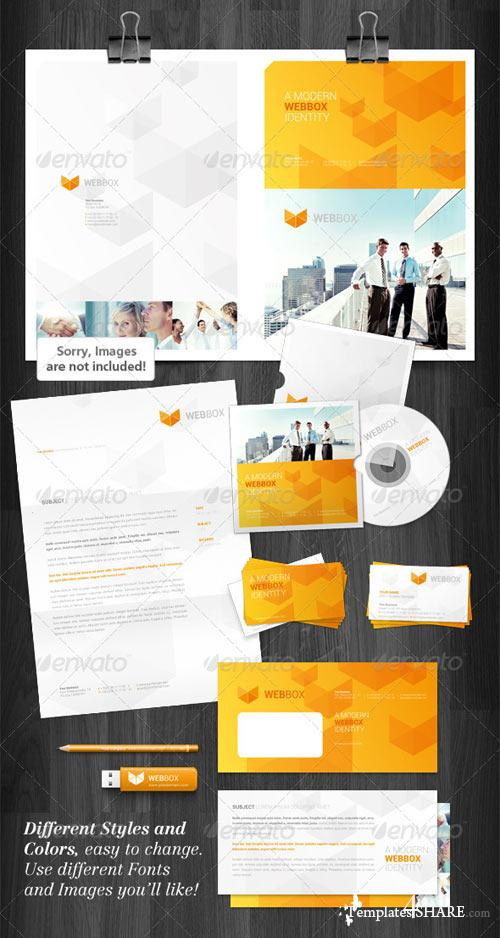 GraphicRiver Business Corporate Stationery
