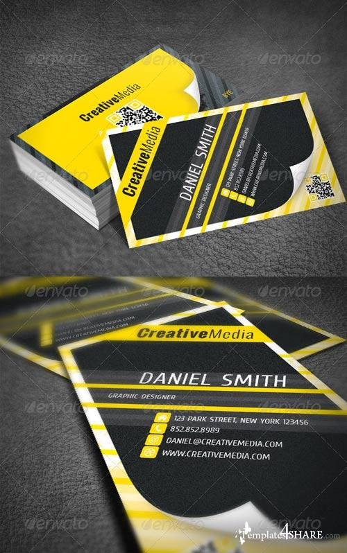 GraphicRiver Creative Business Card