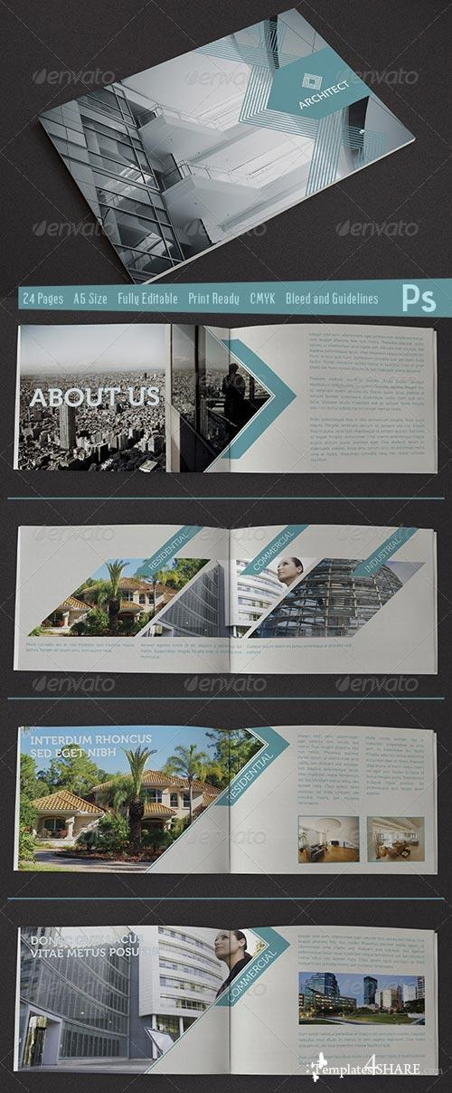 GraphicRiver Architect Brochure