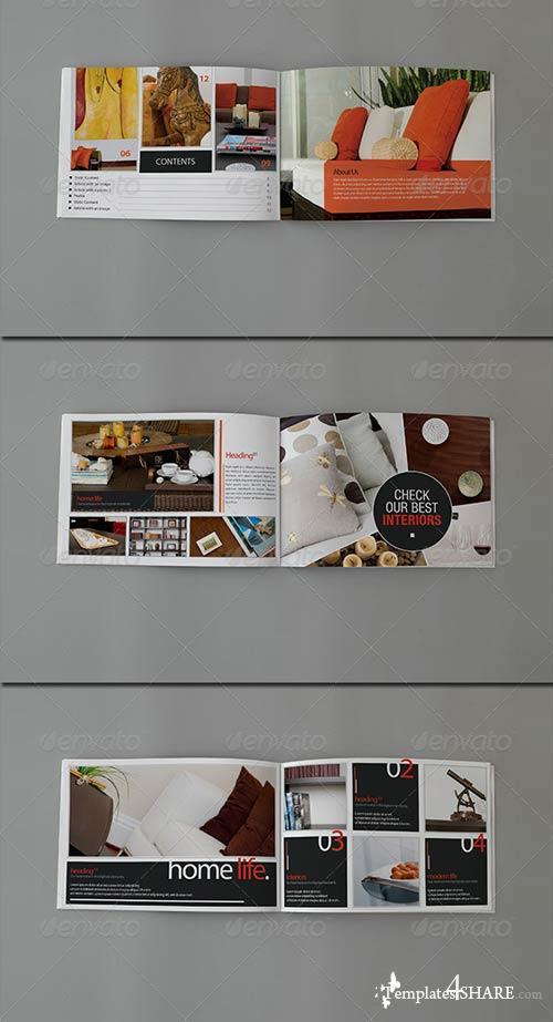 GraphicRiver A5 Booklet - Catalogue V 2.0