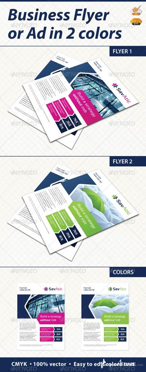GraphicRiver Flyer / Ad