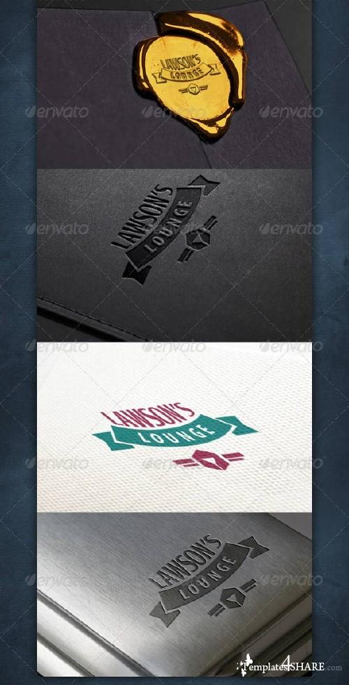 GraphicRiver Logo Mockup 2328389