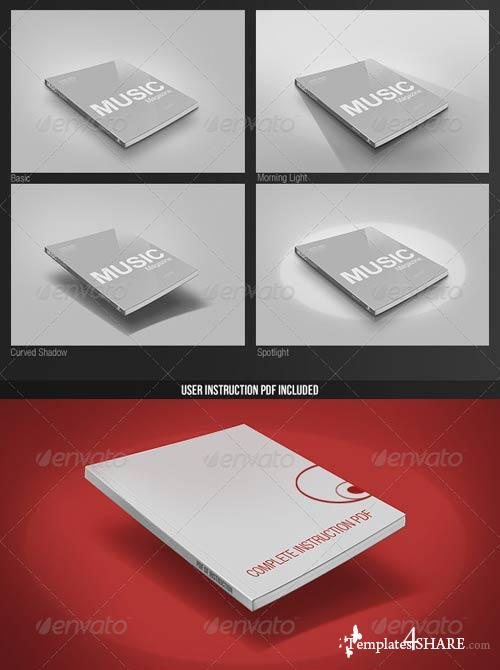 GraphicRiver Catalog / Magazine Clean & Realistic Mock-up