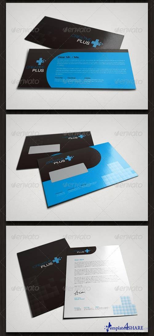 GraphicRiver Creative Plus Corporate Identity