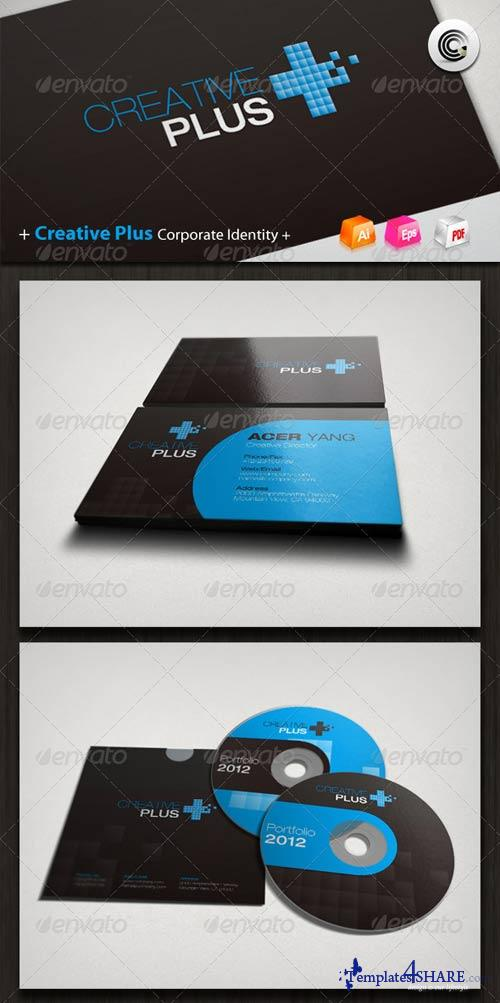 GraphicRiver Creative Plus Corporate Identity