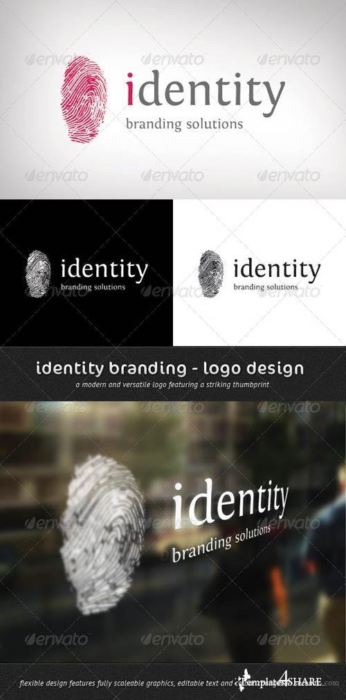 GraphicRiver Identity Branding - Logo Template