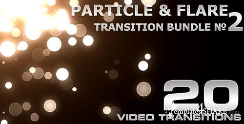 Particle & Flare Transition Bundle - 2 - Motion Graphics (VideoHive)
