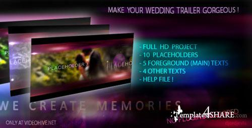 The Wedding Intro 2 - Projects for After Effects (VideoHive)