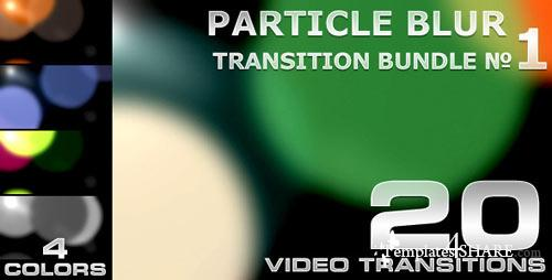 Particle Blur Transition - 1 - Motion Graphics (VideoHive)