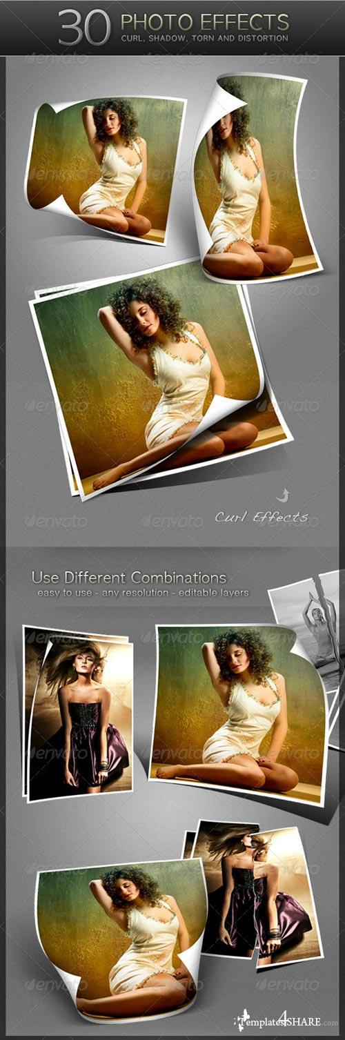 GraphicRiver 30 Photo Effects