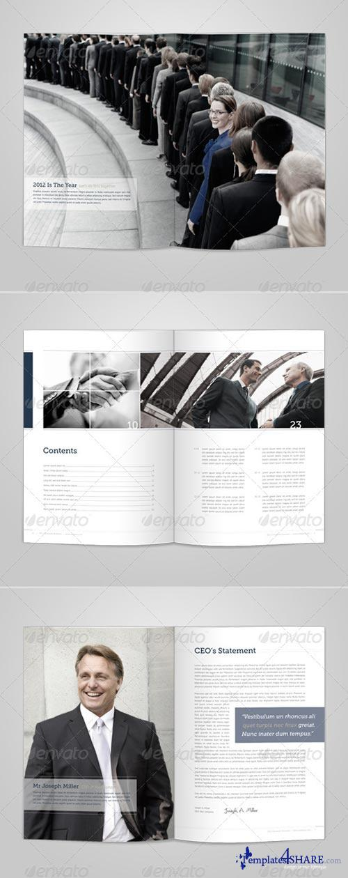 GraphicRiver Bifold Brochure | Volume 3