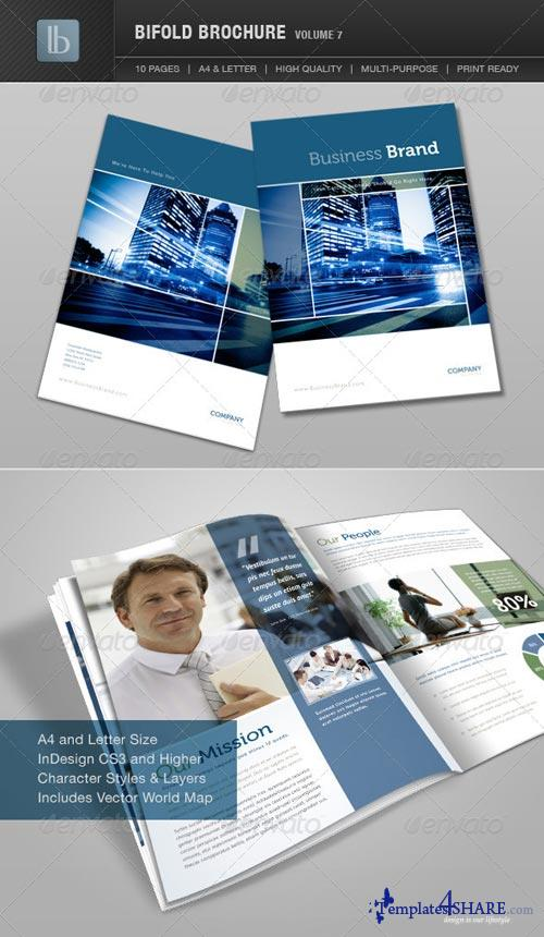 GraphicRiver Bifold Brochure | Volume 7