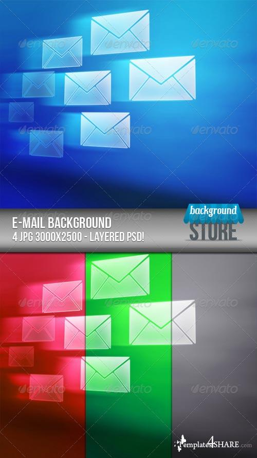 GraphicRiver Email Background