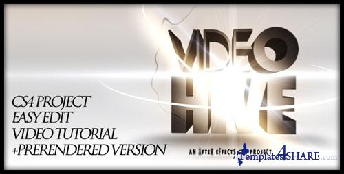 3D Text Opening - Project for After Effects (Videohive) - REUPLOAD