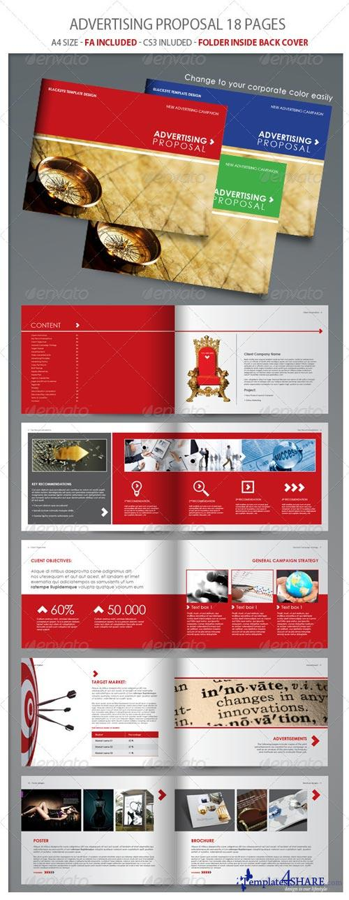 GraphicRiver Advertising Proposal