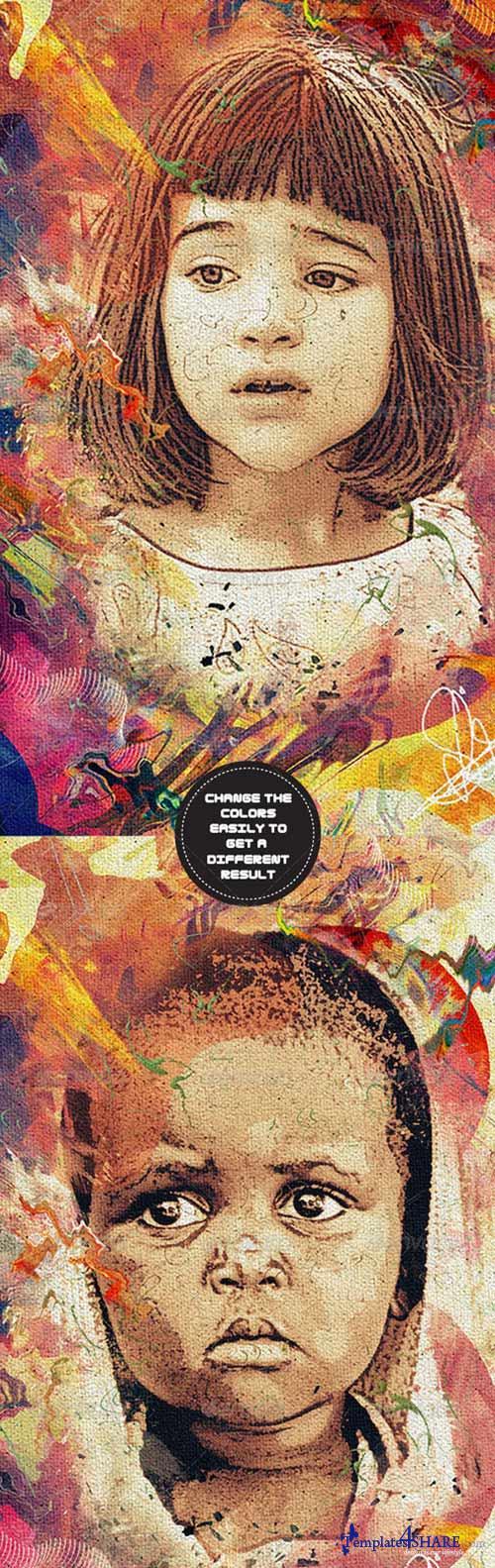 GraphicRiver The Artist - Volume2