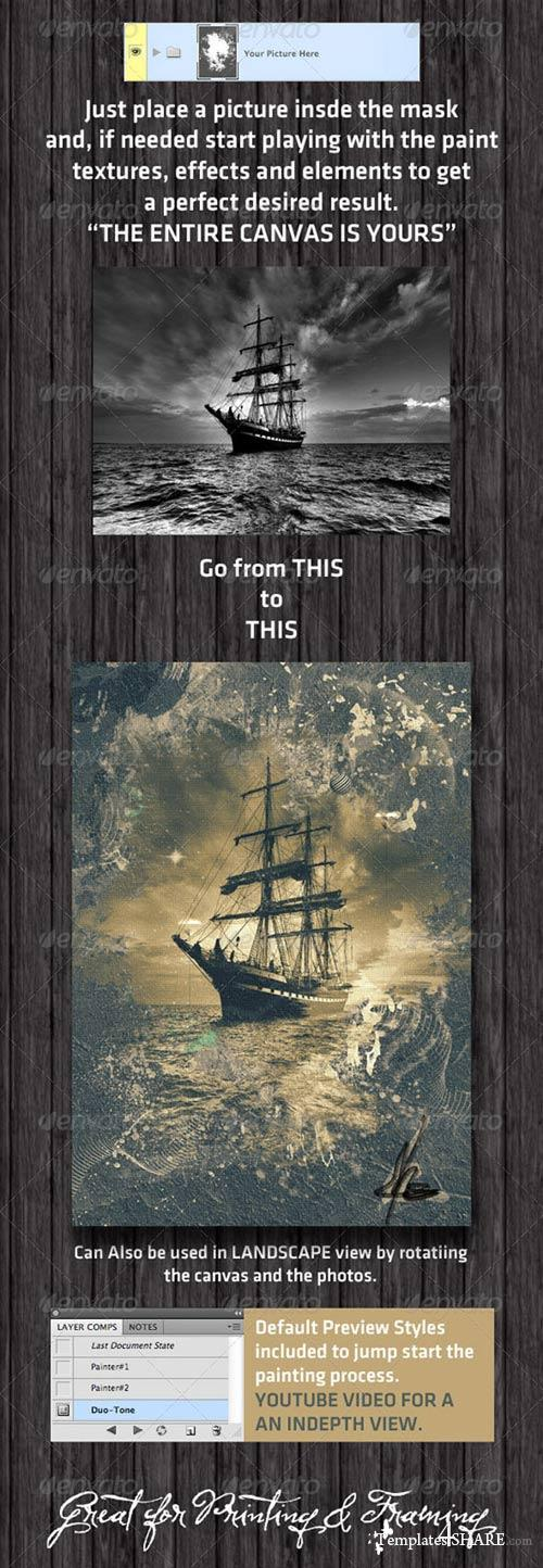 GraphicRiver The Artist - Volume1