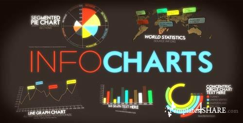 InfoCharts - Project for After Effects (Videohive) - REUPLOAD