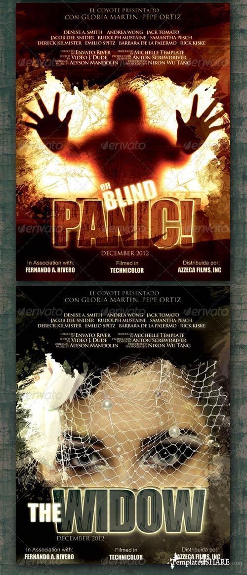 "GraphicRiver 8.5""x11"" Poster ""Panic"""