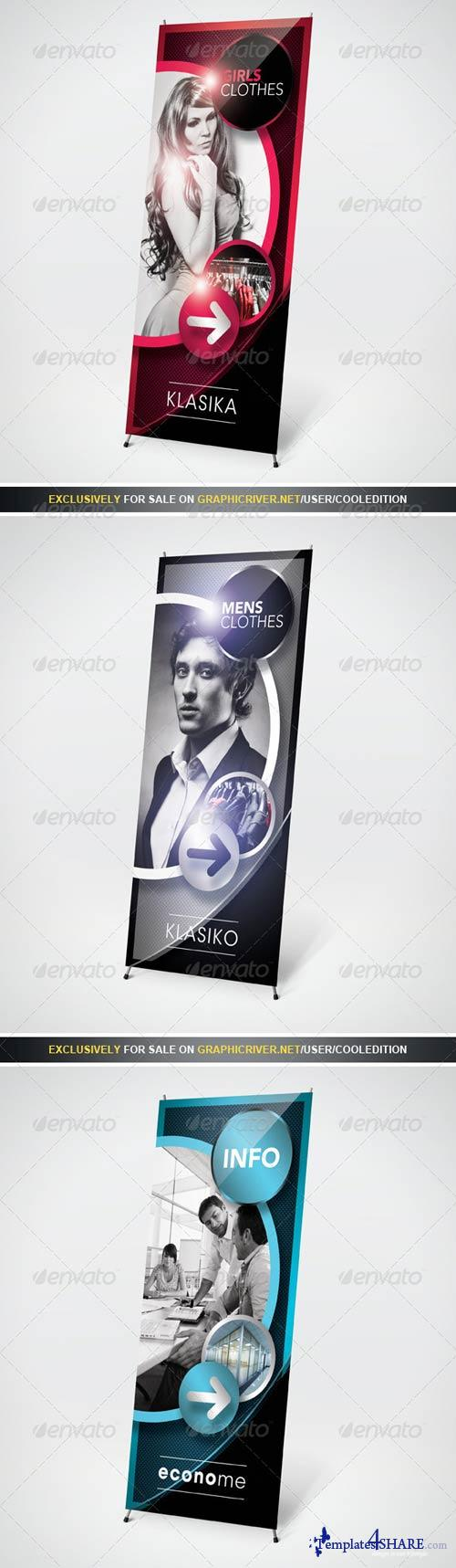 GraphicRiver Point It - Multipurpose Outdoor Banner Signage 1