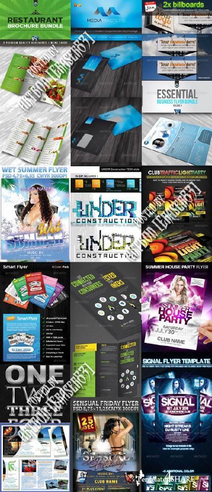 GraphicRiver Stylish Design Collection 14 - REUPLOAD