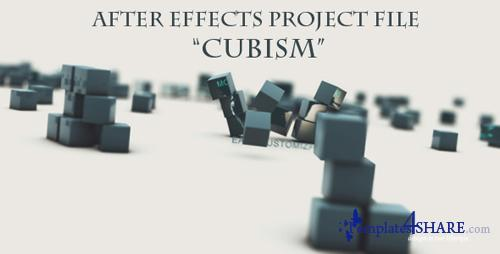 CUBISM - Project for After Effects (Videohive) - REUPLOAD