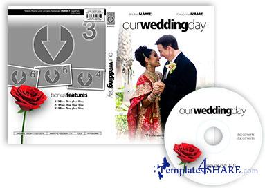 Precomposed Pro Motion Menu Kit: 07 White Wedding (+ Tutorials)