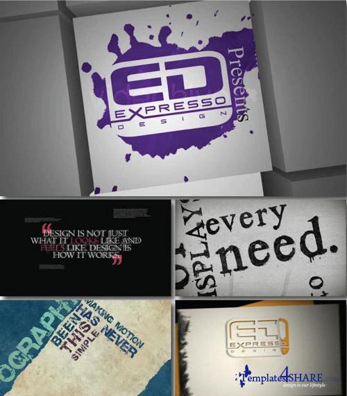 Videohive Projects - Typograph Projects Pack