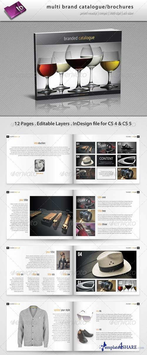 GraphicRiver Multi Brand Catalogue/Brochure