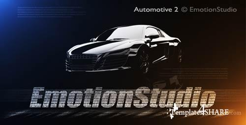 Automotive 2 - Projects for After Effects (VideoHive)