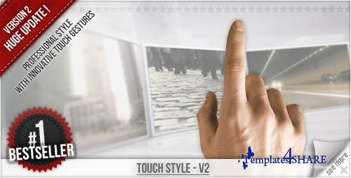 Touch Style - Projects for After Effects (VideoHive)