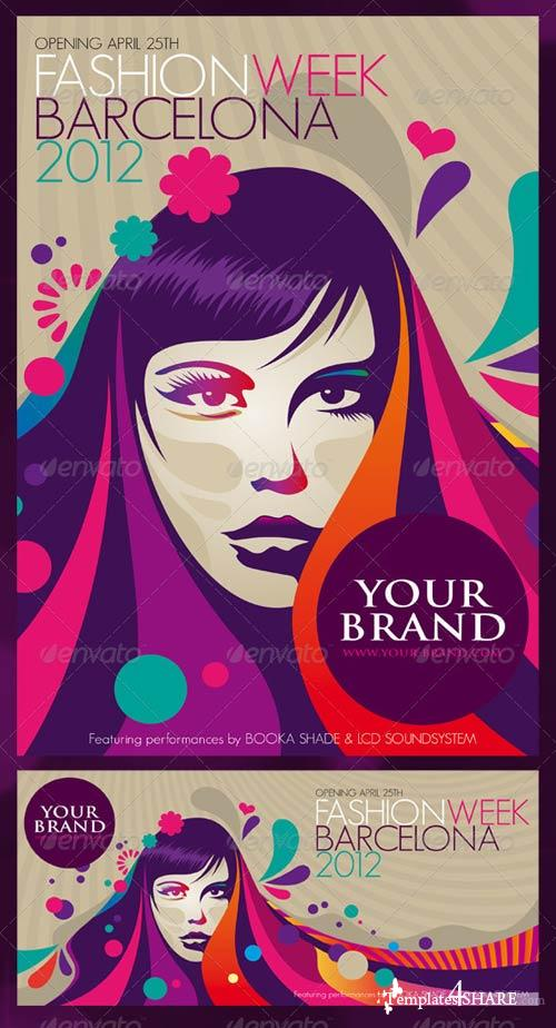 GraphicRiver Stylish Poster & Flyer