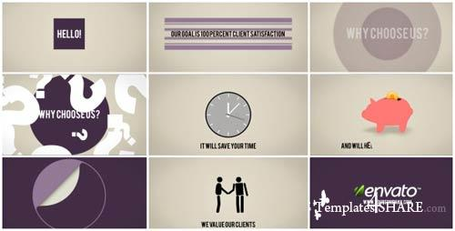 About your company - Projects for After Effects (VideoHive)