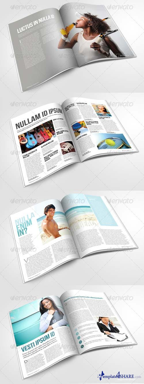 GraphicRiver Modern Magazine 36 pages