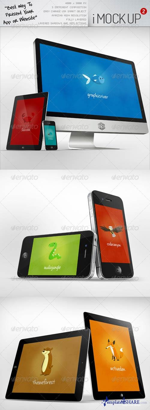 GraphicRiver i Mock Up v2