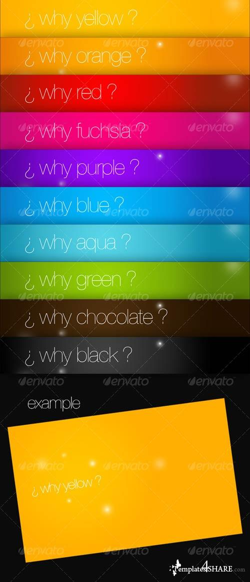 GraphicRiver why colors ?