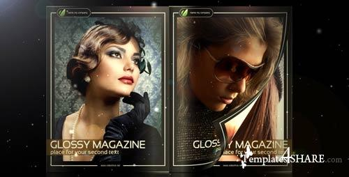Glossy Magazine - Projects for After Effects (VideoHive)