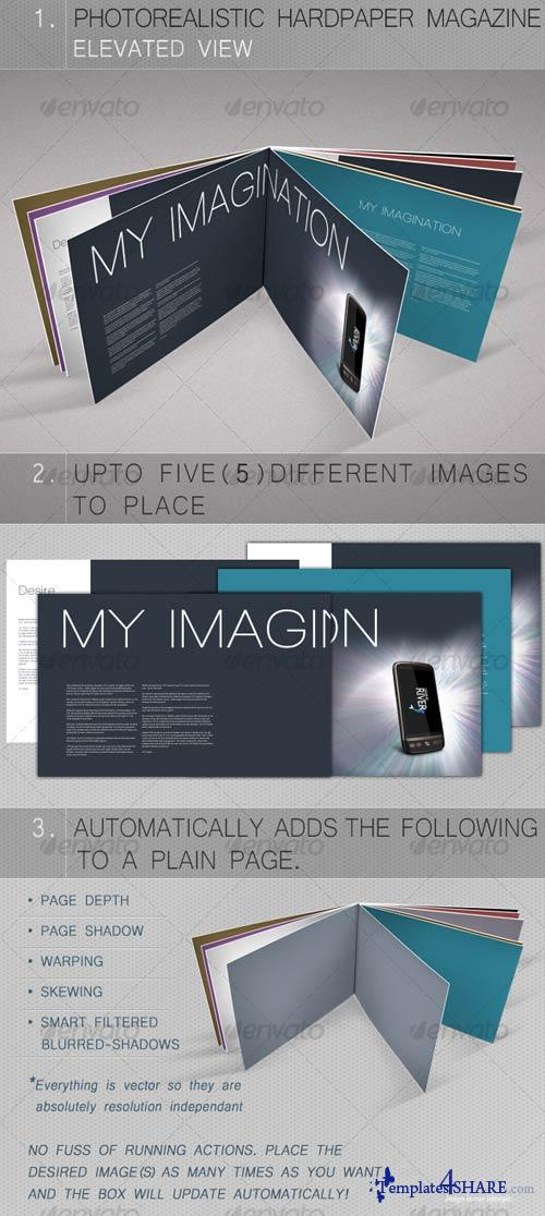 GraphicRiver Smart Photorealistic Mockup Set 2