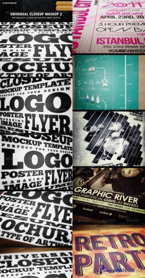 GraphicRiver Universal Closeup Mockup 2