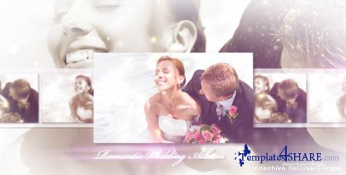 Romantic Wedding - Elegant Album - Projects for After Effects (VideoHive)