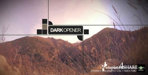 Dark Opener - Project for After Effects (VideoHive)