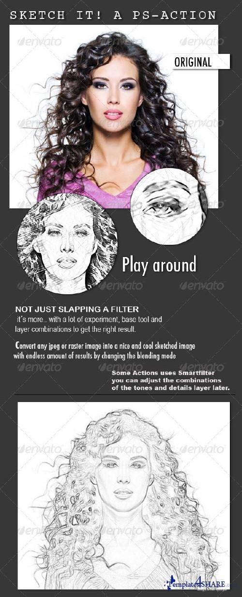 GraphicRiver Sketch it!