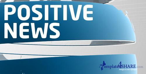 Positive News - Project for After Effects (VideoHive)