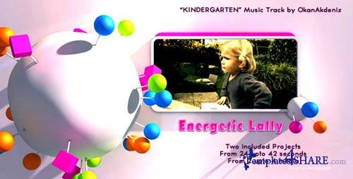 Kid Party Joyful Event - Project for After Effects (VideoHive)
