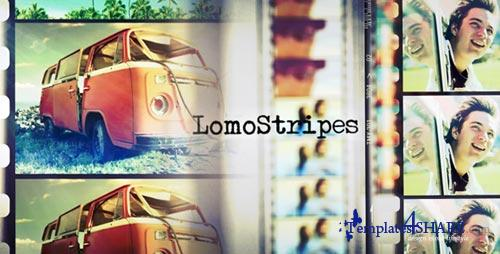 LomoStripes - Project for After Effects (VideoHive)