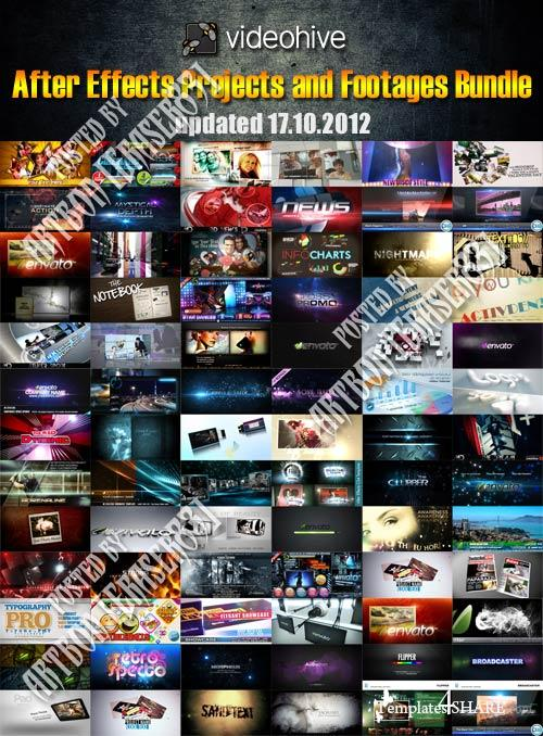Videohive Mega Bundle Collection (updated 17.10.2012)